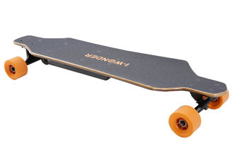 China 8.8Ah Off Road Electric Skateboard , Remote Control Electric Skateboard Longboard supplier