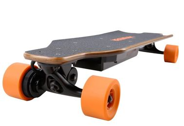 Professional 4 Wheel Electric Skateboard , Remote Control Electric Longboard