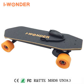 Powerful Wireless Electric Skateboard , Battery Operated Boosted Dual Skateboard