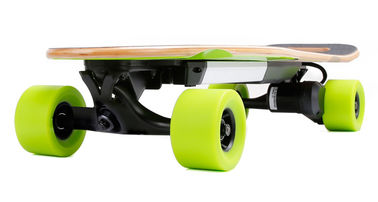 Durability Electric Off Road Skateboard , DC Brushless Motor Powered Skateboard