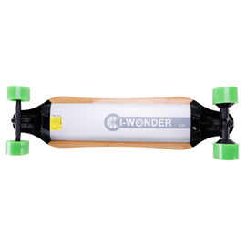 Led Light Boosted Board Electric Skateboard Maple Material 813*260*140mm