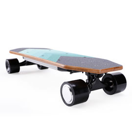 Single Hub Motor Electric Penny Board With 9 Layers Maple Deck Material