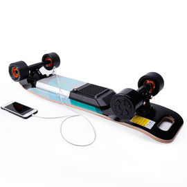High Powered Wireless Electric Skateboard Long Board With 237.6Wh 18650 Battery