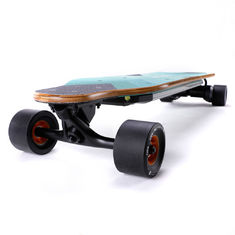 Adult Fast Moving Electric Skateboard , Maple Material Motorised Skate Board