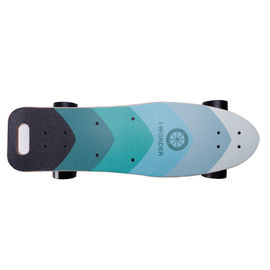 Colorful Longboard Electric Skateboard Truck , Electric Wheel Skateboard CE Approved