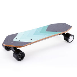 Professional Colorful Adult Electric Skateboard Environmental Protection