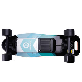 China SK-E1 Smart Boosted Electric Longboard , Remote Control Skateboard For Christmas Gift supplier