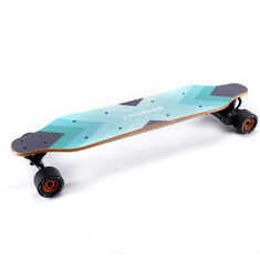 Durable Control Stable Adult Electric Skateboard With Dual Hub Motors Drive