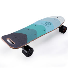 China Adults Sport Electric Skateboard SK-E1 Remote Control With Single Hub Motors factory