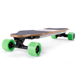 China Led Light Wireless Electric Skateboard Boosted Penny Board 813*260*140mm factory