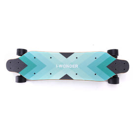 China SK-E2 Boosted Board Electric Skateboard Color Customized With Dual Hub Motors factory